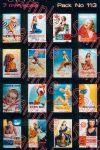 Tiny Signs O113  BR Special Issue Travel Posters 'Swimsuits'